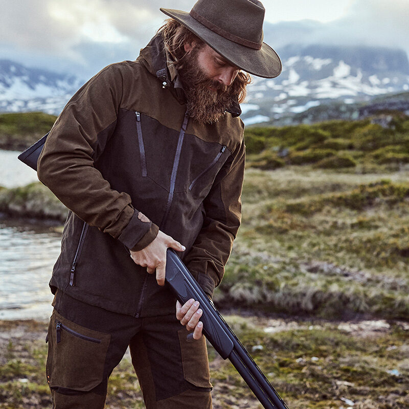 ASLAK HUGIN hunting jacket jagt jagd