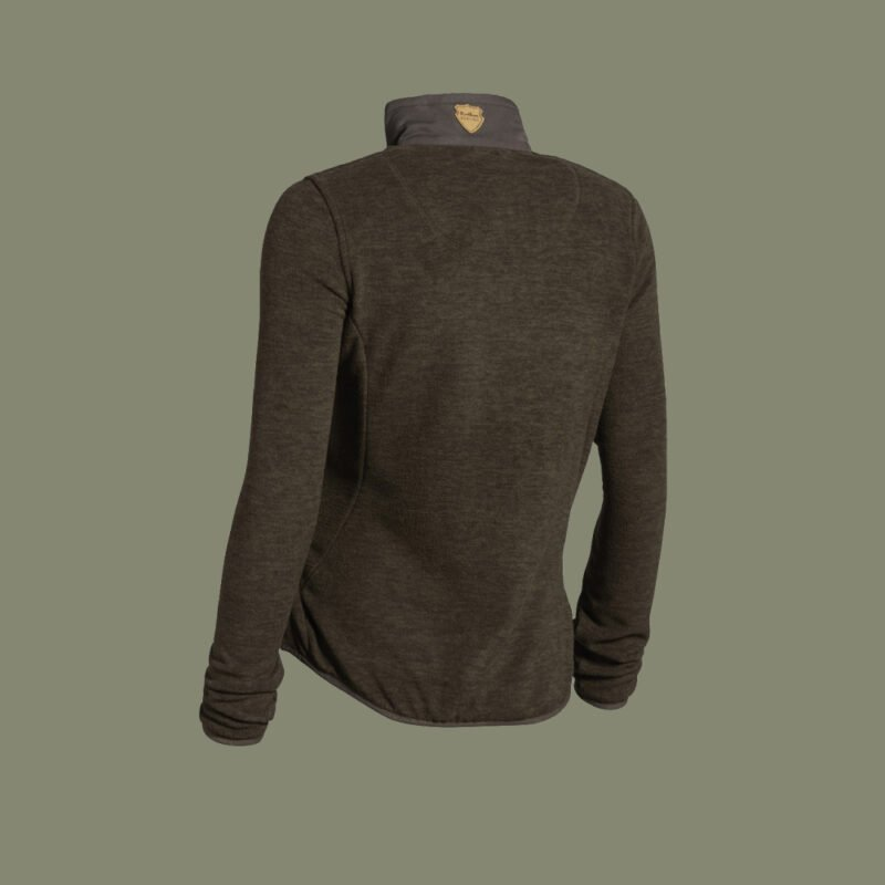 FREJA womens hunting fleece vlies pile jagt jagd