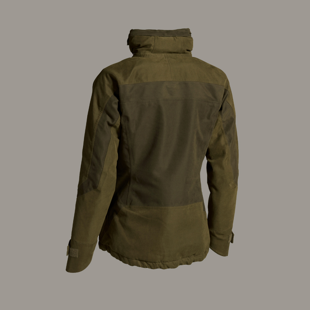 TORA SIF womens waterproof hunting jacket jagt jagd