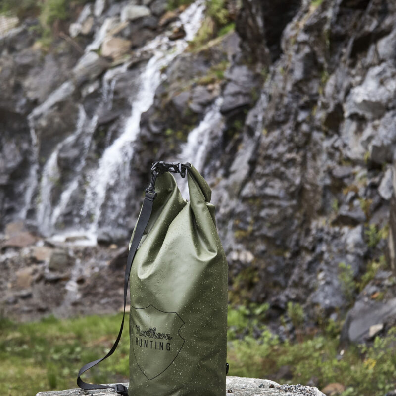 DRY BAG allround hunting bag waterproof jagt jagd