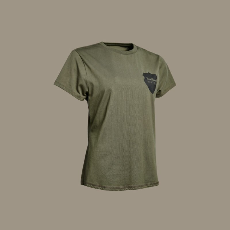 MEJSE womens cotton t-shirt jagt jagd