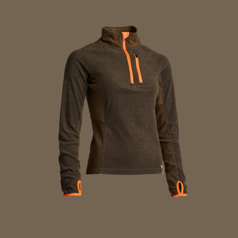 Revna jagd vlies hunting pile jagt fleece