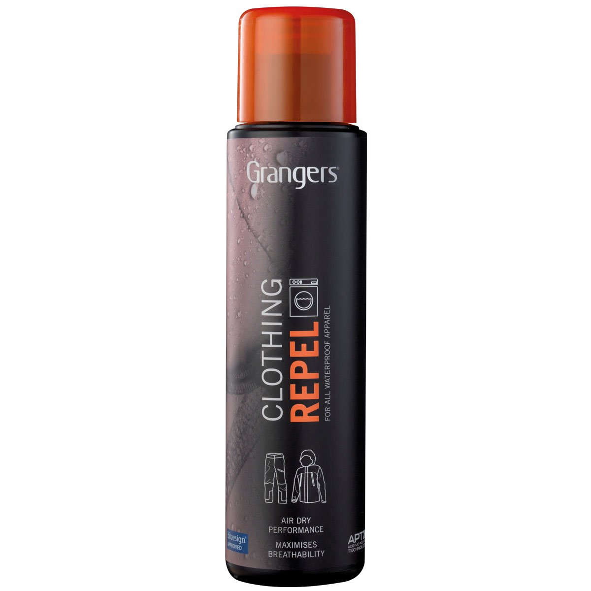 Grangers Clothing Repel for restoring the water repellency