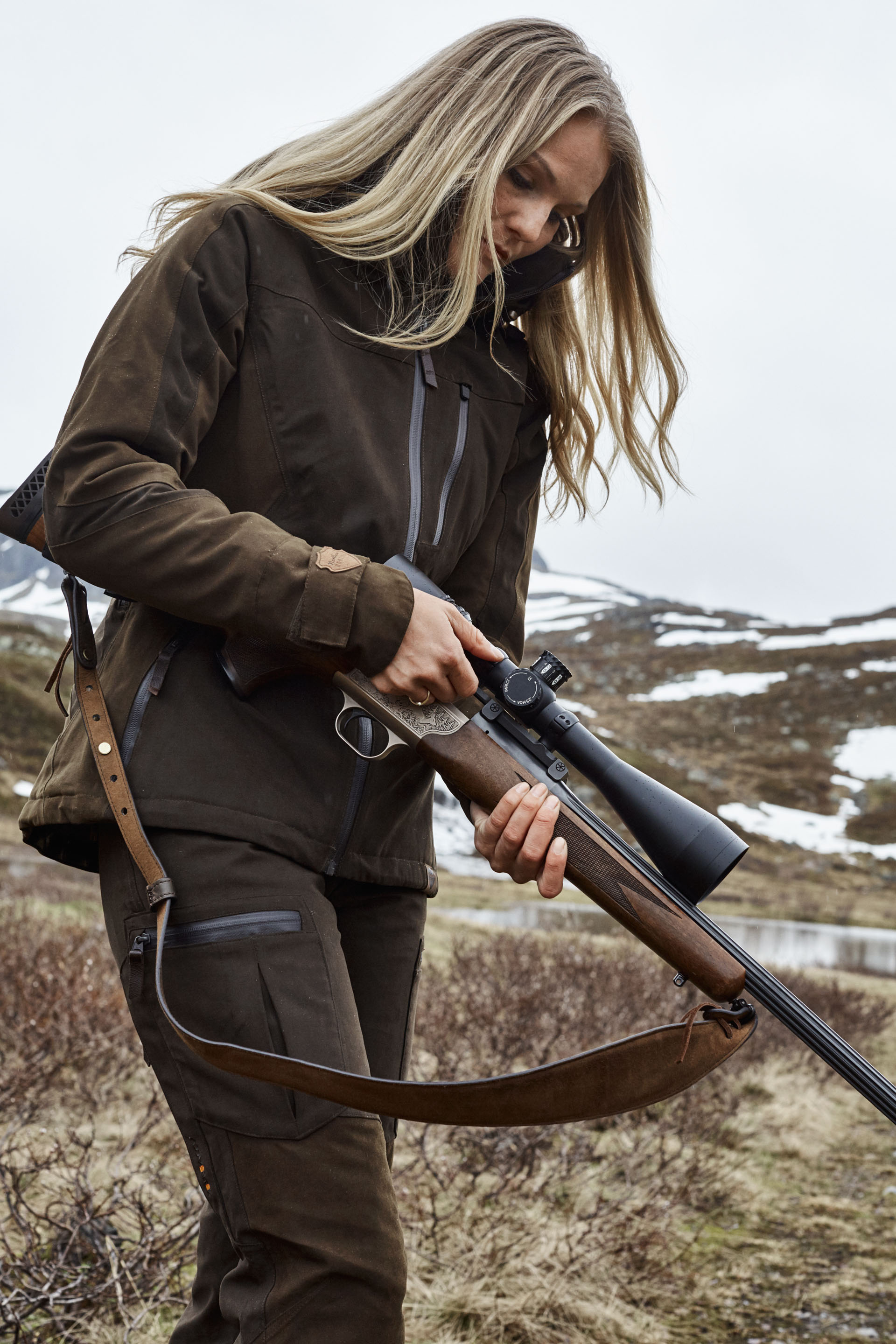 TORA womens hunting set jagt jagd