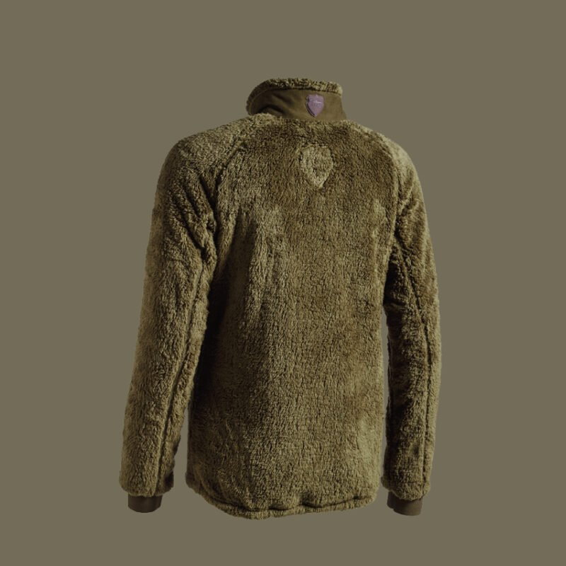 HILDUR womens longhaired fleece for hunting pile vlies jagt jagd