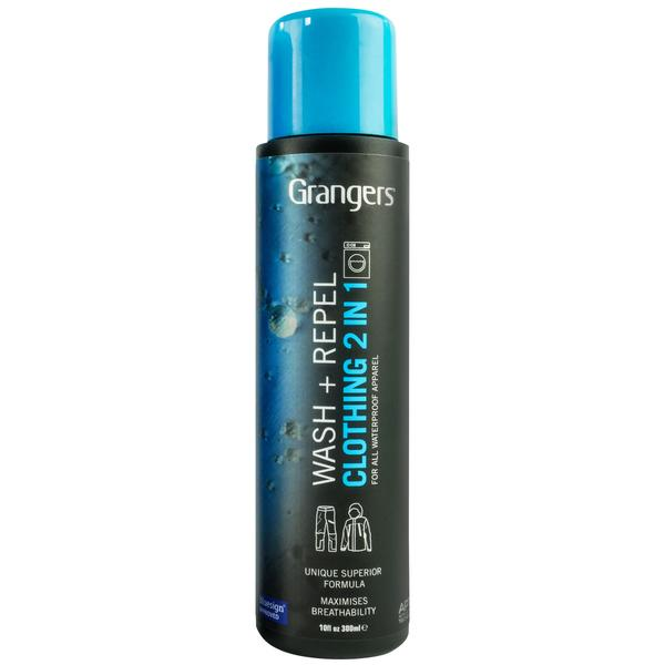 GRANGERS wash repel care product