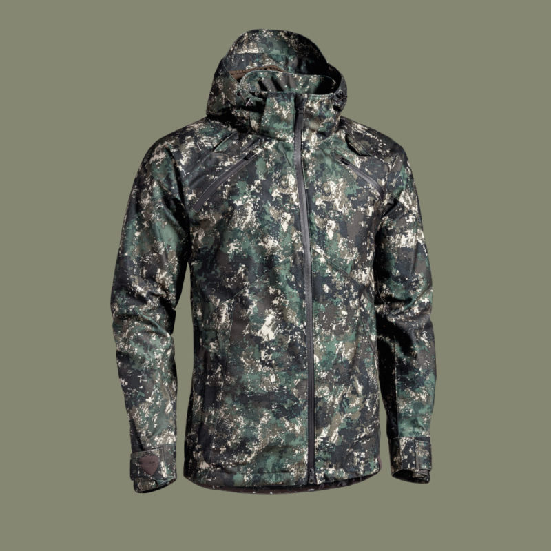 SKJOLD ASK camouflage waterproof hunting jacket jagt jagd