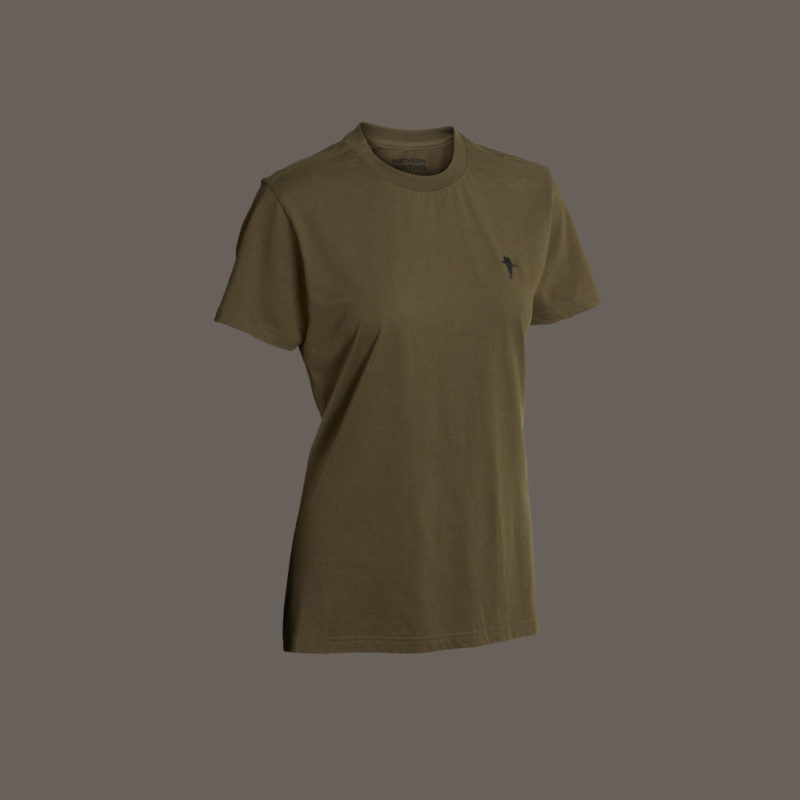Northern Hunting Helka t-shirt sustainable eco cotton økologisk bomuld