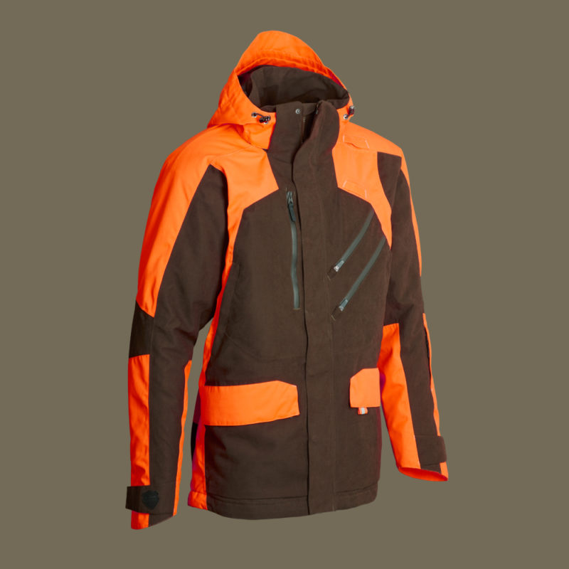 Thor Gunnar jagt jakke jagd jacke hunting jacket orange northern hunting