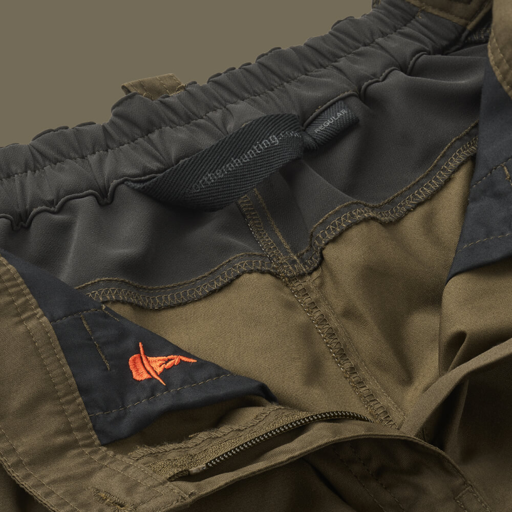 Haldis womens outdoor hunting trousers with stretch jagt jagd stretch frauen
